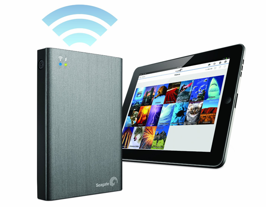 Seagate Media app for Wireless Pro