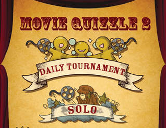 Movie Quizzle 2 iOS game