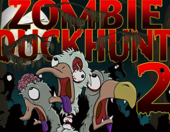 Zombie Duck Hunt 2 iOS game