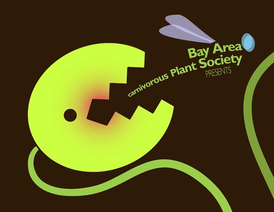 Bay Area Carnivorous Plant Society Show & Sale poster