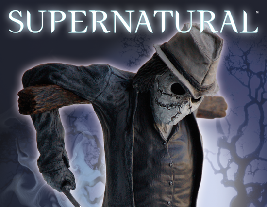 Supernatural Scarecrow collectible